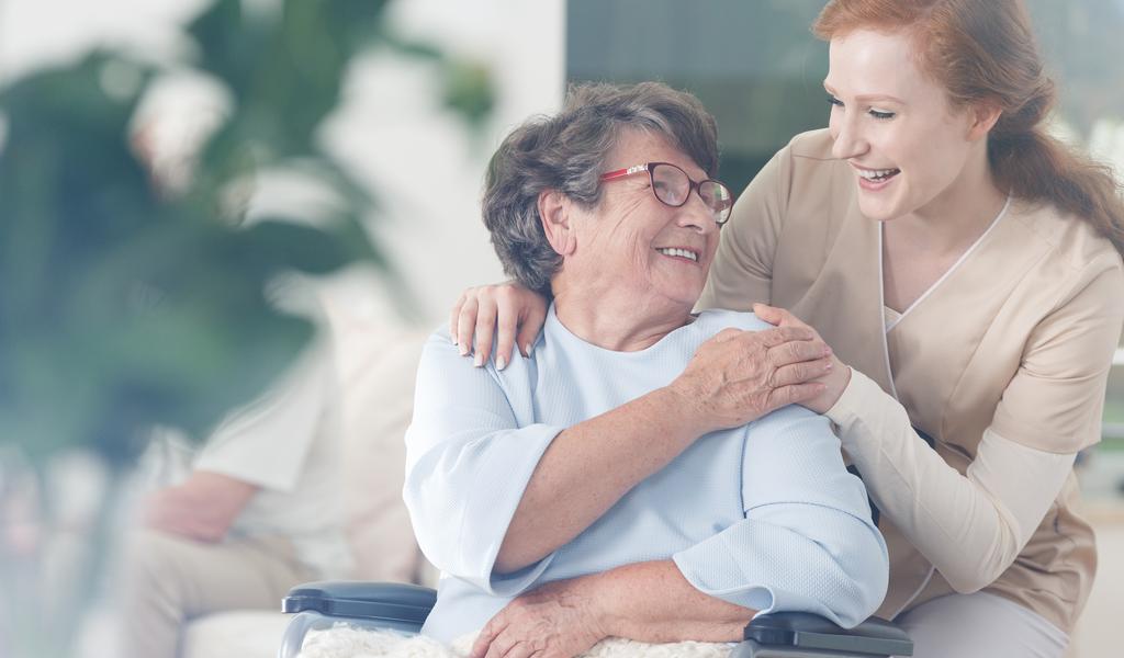 Come prendersi cura dei genitori anziani