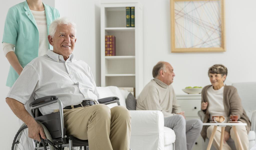 La casa di riposo come luogo di valorizzazione dell'individuo