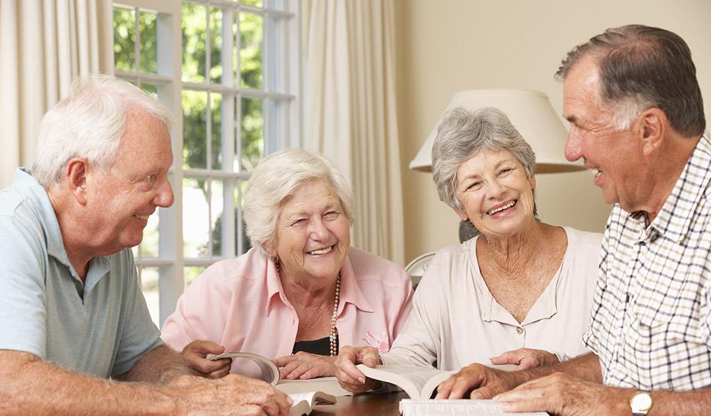 Residenza per anziani l'Annunziata a Cuneo